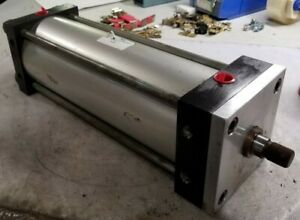 New Advanced Automation Pneumatic Cylinder 4 Bore 12 Stroke 1 2 Npt