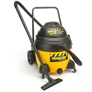 Shop vac 9623910 16 gallon 2 1 2 hp Two stage Industrial Wet Dry Vacuum