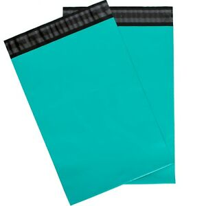 Teal X large Poly Mailers 19x24 Pack Of 50