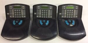 American Dynamics Adtt16e Touch Tracker Controller as Is Lot Of 3