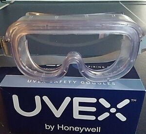 Honeywell Uvex Safety Goggles 25 Goggles For 50 nib