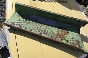 1934 36 Chevy Gmc Truck Passenger Side Running Board