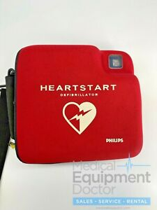 Philips Heartstart Fr2 With Battery Pads And Case