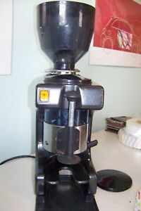 Obel Eb Coffee Espresso Bean Grinder In Working Order Reduced Price