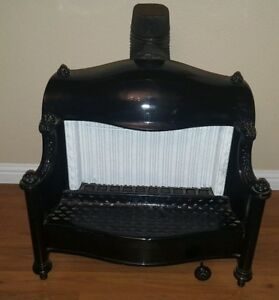 1920 S Antique Humphrey Radiantfire 31 Gas Fireplace Cast Iron Porcelain Heater