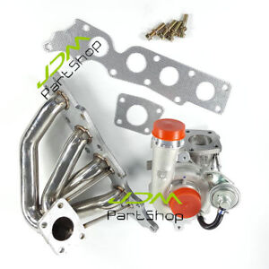 Fit Mazda Mazdaspeed 3 6 2 3l Turbo Manifold Header New K0422 882 Turbocharger