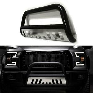 For 99 06 Toyota Tundra 01 07 Sequoia Stainless Steel Bumper Bull Bar Guard