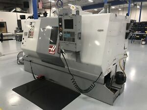 Haas Sl 30 Cnc Turning Center 2005