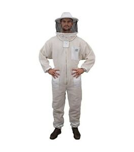 Humble Bee 420 xl Aerated Beekeeping Suit With Round Veil Xlarge