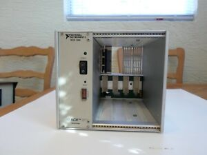 National Instruments Ni Scxi 1000 4 Slot Chassis