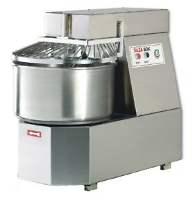 New Cuppone Silea 30kus Spiral Dough Mixer Pizza Bakery Cake Mixer