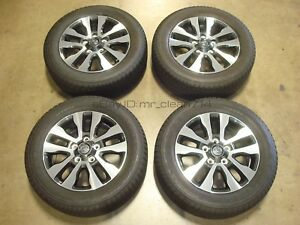 20 2018 Toyota Tundra Limited Wheels Rims Tires Oem Factory Sequoia 18 Alloy