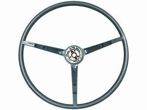 1967 Ford Mustang Reproduction Steering Wheel Blue
