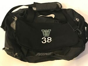 WIU ? Player Team Issued Game Used Equipment Travel Bag MLB $45.00