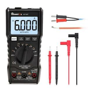Square Wave Output True Rms Ncv Temperature Tester Digital Multimeter