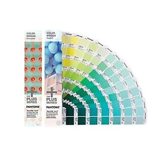 Pantone Color Bridge Set Coated Uncoated By Pantone