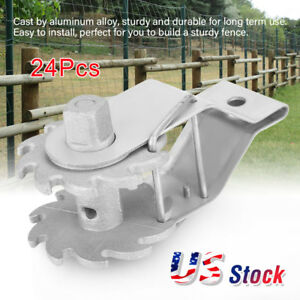 New Insulated Wire Ratched Strainer fence Wire Tensioner for Farm Electric Fence