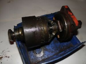 1959 Case 800 Gas Farm Tractor Pto Clutch Assembly