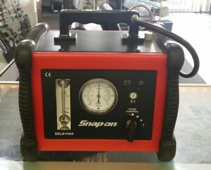 Snap On Evap Smoke Diagnostic Machine Eeld100a 70408 1 Local Pick Up Only