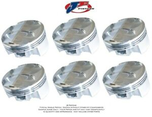 Je Forged Piston 170753 Small Block Chevy 400 4 165 Bore 4 000 Stroke Left Side