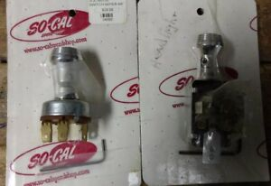Wiper And Headlight Switch Universal So Cal