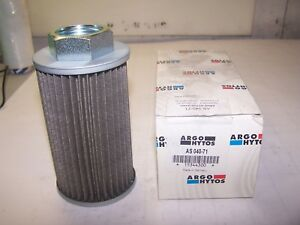 New Argo hytos Hydraulic Suction Filter Element As 040 71