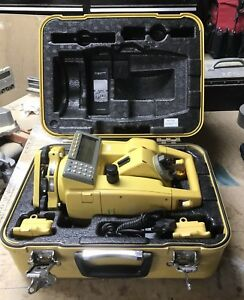 Topcon Gts 601 Electronic Total Station