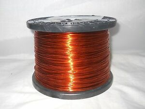 18 Awg Magnet Wire Jw 1177 13 14 200c Rated Essex 9 5 Lb