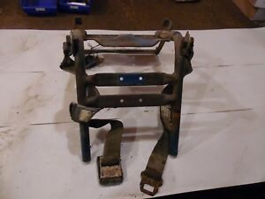 Ford 9600 Diesel Farm Tractor Seat Frame