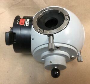 Zeiss 1 25x Tube Head Attachment For Universal Reflected Light Microscopes