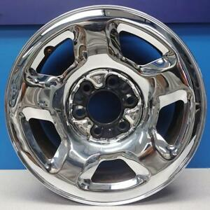 One 2003 2008 Ford F150 2003 2006 Expedition 3576 17 5 Spoke Chrome Wheel
