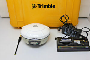 Trimble R8 Model 4 Gps Gnss Glonass Rtk Base Or Rover Receiver 450 470mhz Radio