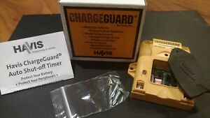 Havis Chargeguard Cg x 12v Automatic On off Timer Switch Brand New In Box