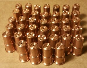 Hypertherm 020466 Max 40 Extended Nozzles lot Of 39