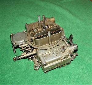 Holley 600 Cfm Carburetor List 1850 1 Rat Rod Chevy Ford Dodge Tunnel Ram