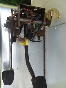 1996 2004 Ford Mustang 5 speed Manual Clutch Brake Pedal Assembly