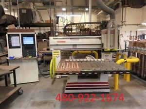1998 Thermwood Model 40 Cnc Router Cnc Ref 7791935
