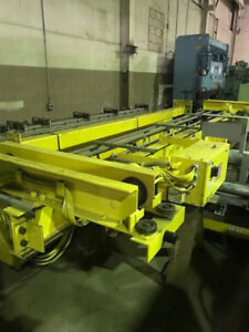 2009 Omh 1 2 Ton Free Standing Powered Overhead Bridge Crane