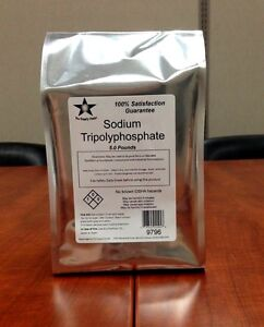 Sodium Tripolyphosphate 15 Lb Pack W Free Shipping 9798