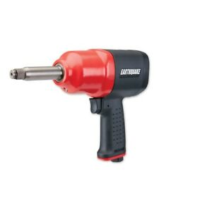 Earthquake 1 2 Composite Air Impact Wrench With 2 Extended Anvil
