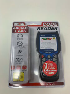 New Innova 3100j Diagnostic Code Reader Scan Tool W Abs Srs For Obd2 Vehicle B1