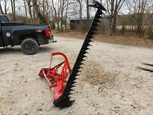 Massey Sickle Bar Mower With All New Teeth Free Shipping