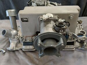 1961 Corvette Fuel Injection Unit 7017320 Serial 1722