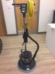 Floor Dragon 17 Inch Buffer With Dust Control