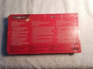 Brand New Snap On 1 4dr Metric General Service Set