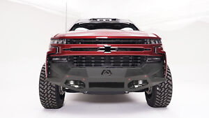 Fab Fours Cs19 D4051 1 In Stock Vengeance Bumper 2019 Chevy Silverado 1500