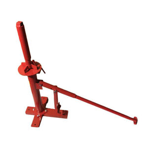 Manual Portable Hand Tire Changer Bead Breaker Tool Tire Tool Grade Steel