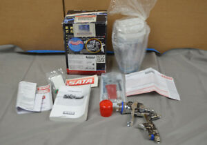 Sata Jet 4000 B Rp 1 2 Carl Avery Special Edition Free U S Shipping