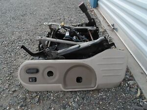 2004 2008 Ford F150 6 Way Driver Lh Power Seat Track With Memory 04 05 06 07 08