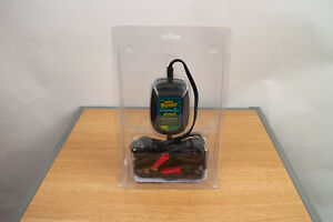 Deltran Battery Tender Waterproof 800 Automatic Battery Charger 12 Volt 800ma